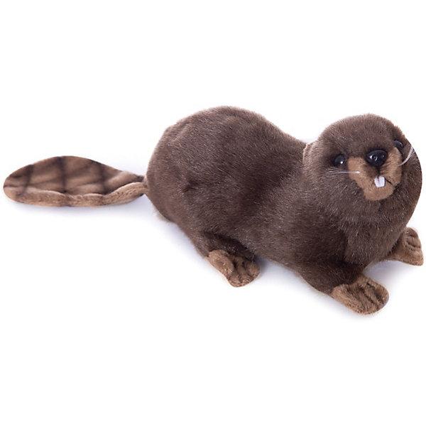Hansa Мягкая игрушка Hansa Бобёр, 20 см hansa бобёр 32 см