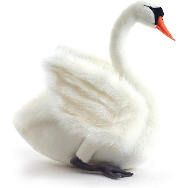 Купить Мягкая игрушка Hansa Лебедь белый , 27 см, Филиппины, Унисекс