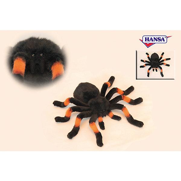 Купить Мягкая игрушка Hansa Тарантул оранжевый , 30 см, Филиппины, Унисекс