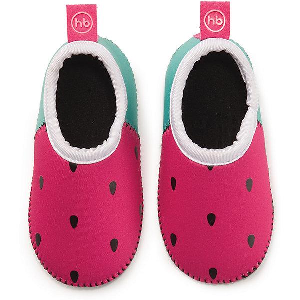 Happy Baby Плавательные тапочки для девочки размер 26, Happy Baby тапочки lamaliboo тапочки
