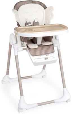 Стульчик для кормления Happy Baby Wingy, коричневый, артикул:6681550 - Кормление малыша