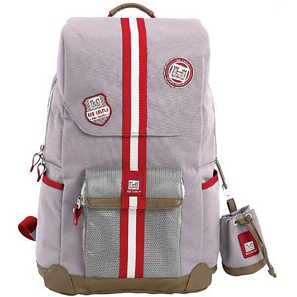 RED CASTLE® Рюкзак City Changing Bag, Red Castle, серый сотовый