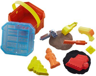 Игровой набор Fisher-Price Боб-строитель  Контейнер для строительства и песок , артикул:6682476 - Детская площадка