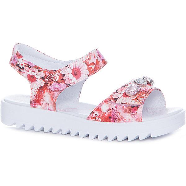Kapika Босоножки для девочки Kapika цены онлайн