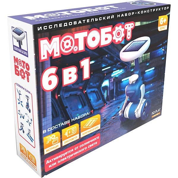 Купить Мотобот, 6 в 1, ND Play, Китай, Мужской
