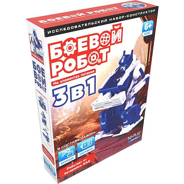 Фото - ND Play Боевой робот, 3 в 1 конструктор nd play автомобильный парк 265 608