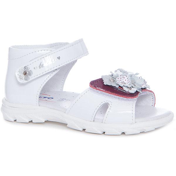 Тотто Сандалии для девочки Тотто тотто тотто ботинки бирюзовые