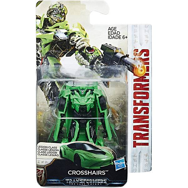 Hasbro Трансформер 5 Легион, Трансформеры , Hasbro, C0889/С2833 hasbro hasbro трансформеры robots in disguise autobot drift