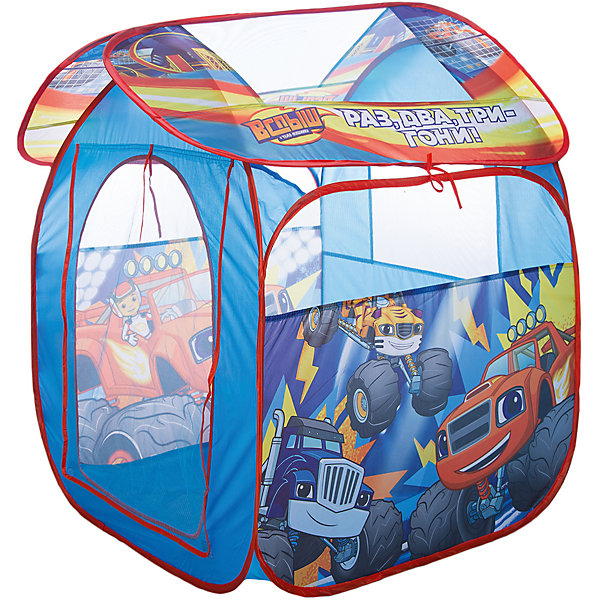 Росмэн Игровая палатка Вспыш, 83*100*80 см,
