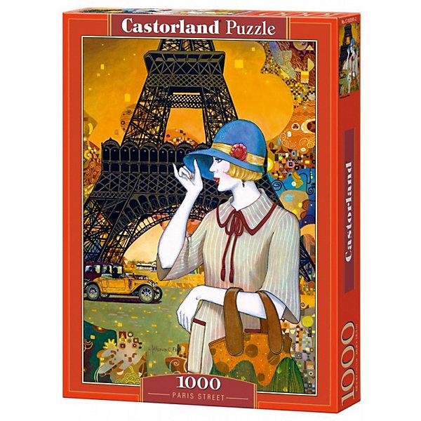 Пазл Castorland Париж, 1000 деталейПазлы классические<br>Характеристики:<br><br>• возраст: от 9 лет<br>• количество деталей: 1000 шт.<br>• размер собранного пазла: 47х68 см.<br>• материал: картон<br>• упаковка: картонная коробка<br>• размер упаковки: 25x5x35 см.<br>• вес: 500 гр.<br>• страна обладатель бренда: Польша<br><br>Пазл «Париж» от Castorland (Касторленд) отличается высоким качеством, высоким уровнем полиграфии, насыщенными цветами и идеальной стыковкой элементов. Пазл «Париж» предназначен для сборки детьми среднего и старшего возраста и, конечно, для взрослых. Из 1000 элементов пазла складывается красивая картина с изображением утонченной парижанки на фоне Эйфелевой башни.<br><br>Пазл Париж, 1000 деталей, Castorland (Касторленд) можно купить в нашем интернет-магазине.<br>Ширина мм: 350; Глубина мм: 250; Высота мм: 50; Вес г: 500; Возраст от месяцев: 108; Возраст до месяцев: 2147483647; Пол: Женский; Возраст: Детский; SKU: 6725073;