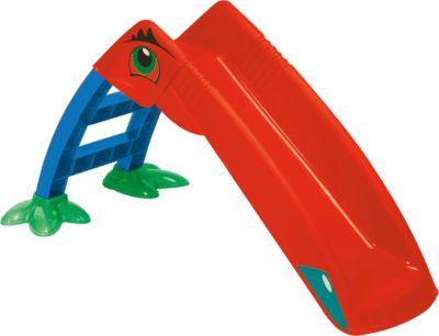 Горка  Пеликан, красная, PalPlay, артикул:6725741 - Детская площадка
