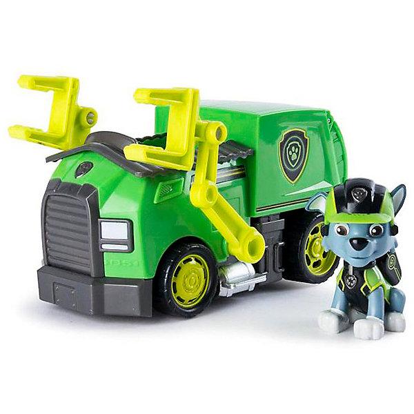 Фотография товара машина спасателя со щенком Роки, Щенячий патруль, Spin Master (6728785)