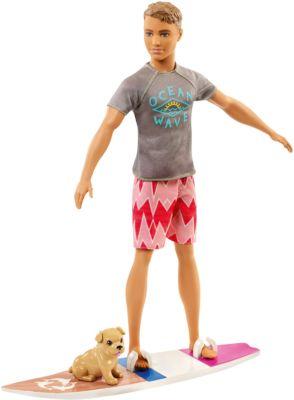 Кукла Barbie Кен из серии «Морские приключения», артикул:6739681 - Игрушки по суперценам!