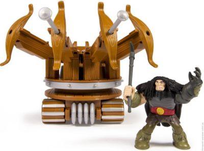Набор Драго и боевая машина, Как приручить дракона, Spin Master, артикул:6739772 - Категории