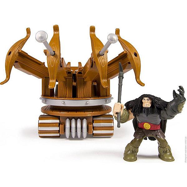 Spin Master Набор Драго и боевая машина, Как приручить дракона, Spin Master трещотка king tony 3 8 3779 08g