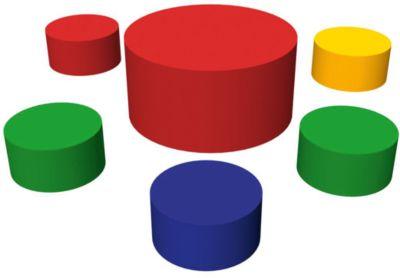 Игровая мебель  6 элементов , Romana, артикул:6742455 - Спортивные комплексы