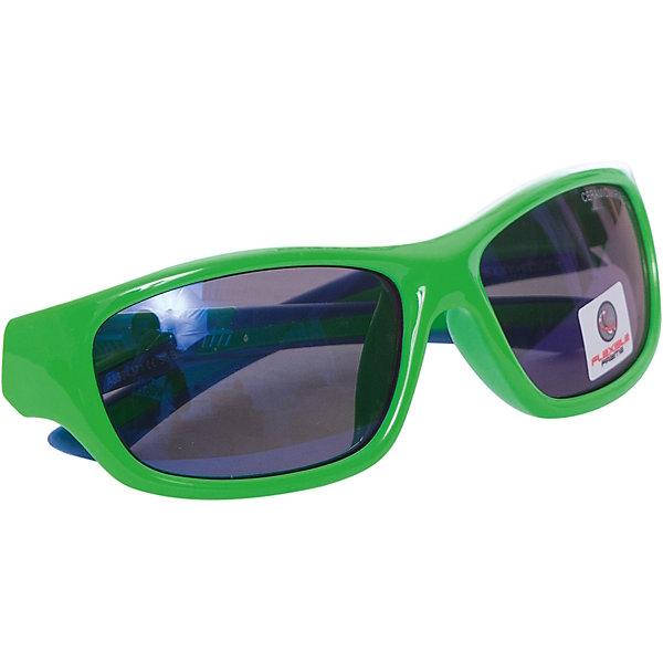 Alpina Очки солнцезащитные FLEXXY YOUTH, неоновые, ALPINA велосипедные очки alpina pheso p цвет оправы серый
