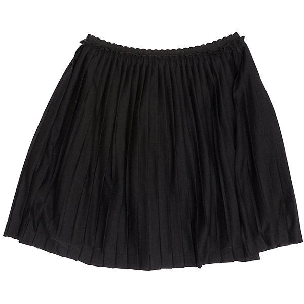 Юбка для девочки ScoolЮбки<br>Юбка для девочки Scool<br>Плиссированная юбка.<br><br>Мягкая хлопковая подкладка обеспечивает дополнительное удобство. Пояс на трикотажной резинке. Универсальный  цвет позволяет сочетать ее  с любой одеждой и аксессуарами.<br>Состав:<br>100% полиэстер<br>Ширина мм: 207; Глубина мм: 10; Высота мм: 189; Вес г: 183; Цвет: черный; Возраст от месяцев: 120; Возраст до месяцев: 132; Пол: Женский; Возраст: Детский; Размер: 146,164,158,152,140,134,128,122; SKU: 6754324;