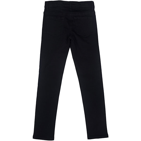 Брюки текстильные для девочки ScoolБрюки<br>Брюки текстильные для девочки Scool<br>Брюки -джинсы из мягкой бархатистой ткани прекрасно подойдут для отдыха и прогулок. Для регулировки по талии на внутренней стороне пояса брюк предусмотрена удобная резинка с пуговицами. Модель на  молнии с пуговицей - болтом.Преимущества: Мягкая ткань не вызывает неприятных ощущенийМодель с 5-ю карманами<br>Состав:<br>97% хлопок, 3% эластан<br>Ширина мм: 215; Глубина мм: 88; Высота мм: 191; Вес г: 336; Цвет: черный; Возраст от месяцев: 144; Возраст до месяцев: 156; Пол: Женский; Возраст: Детский; Размер: 158,164,152,146,140,134,128; SKU: 6754738;