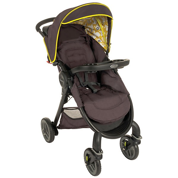 Graco Прогулочная коляска Graco Fastaction Fold, graco junior maxi