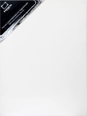 Холст на подрамнике Малевичъ, хлопок 380 гр, 40x60 см, артикул:6757434 - Товары для художников