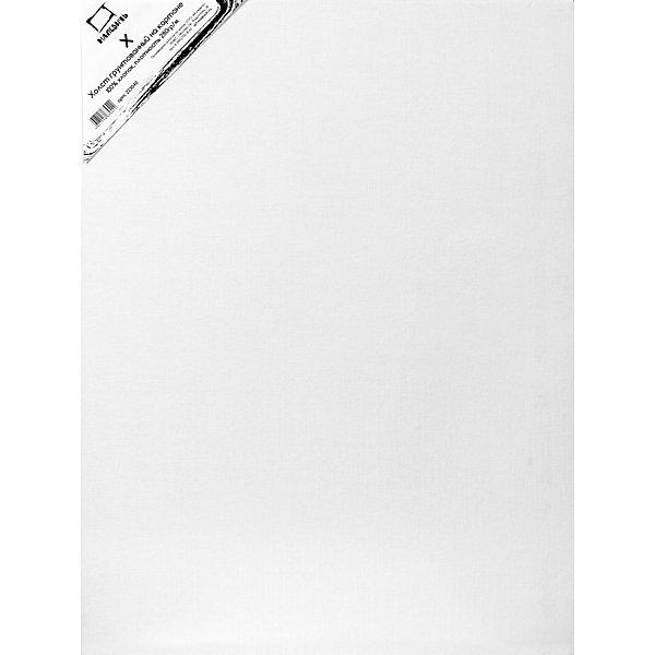 Малевичъ Холст на картоне Малевичъ, 40x50 см