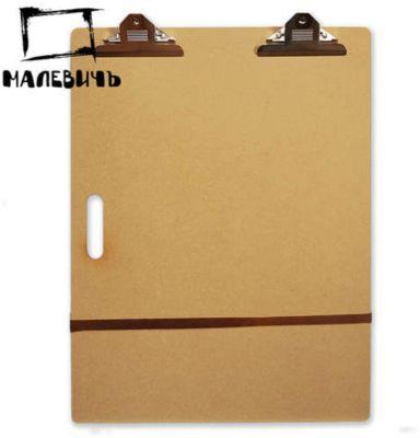 Планшет с зажимом А2 (38х63 см), артикул:6757452 - Товары для художников