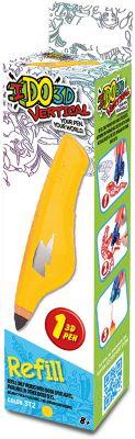 Картридж для 3Д ручки  Вертикаль , желтый, артикул:6758207 - 3D ручки