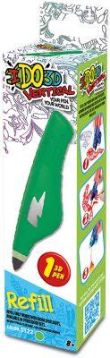 Картридж для 3Д ручки  Вертикаль , зеленый, артикул:6758208 - 3D ручки