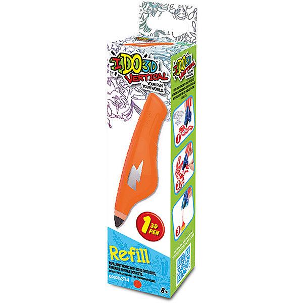 Купить Картридж для 3Д ручки Вертикаль , оранжевый, REDWOOD 3D, Китай, Унисекс