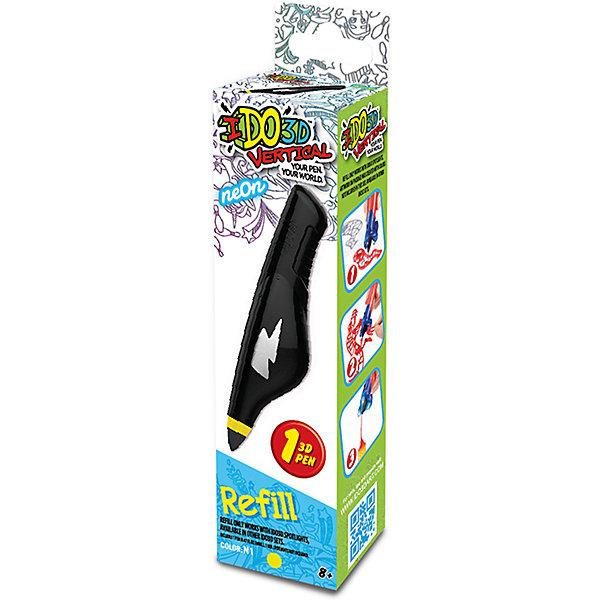 REDWOOD 3D Картридж для 3Д ручки Вертикаль, неоновый желтый картридж scxd4200a