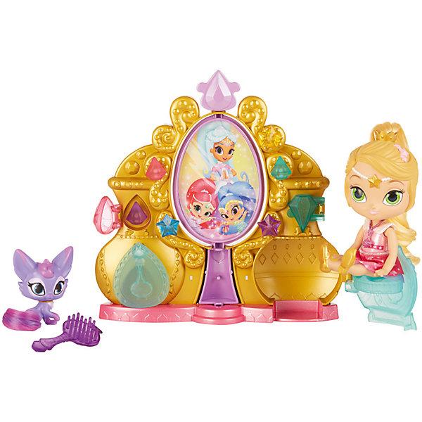 Mattel Игровой набор Волшебная зеркальная комната, Shimmer&Shine игровой набор shimmer wing фея тюльпан swf0005b