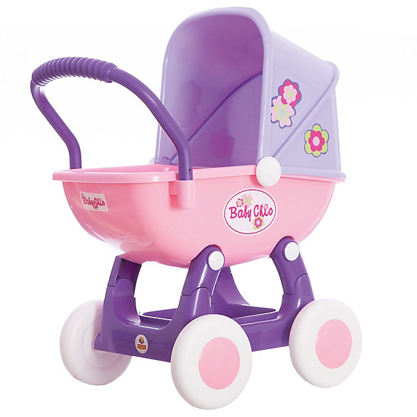 Полесье Коляска для кукол Arina, 4-х колёсная,