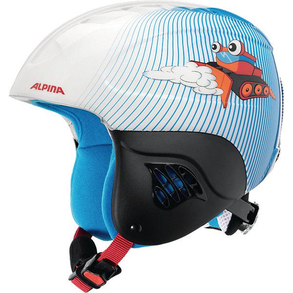 Alpina Зимний шлем CARAT snowcat