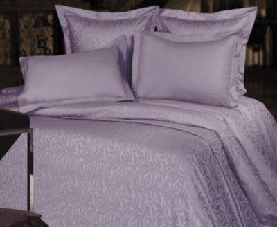 Постельное белье 1,5 сп. Mona Liza, Royal волна, лаванда, артикул:6765273 - Товары для дома