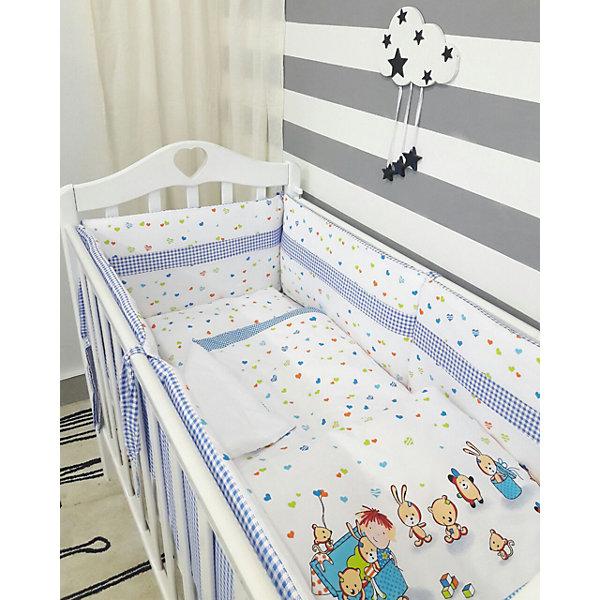 Купить Детское постельное белье 3 предмета By Twinz, Игрушки, byTwinz, Мужской