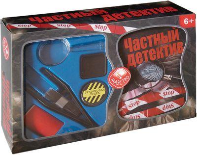 Игровой набор Маэстро  Частный детектив , артикул:6766260 - Фокусы и розыгрыши