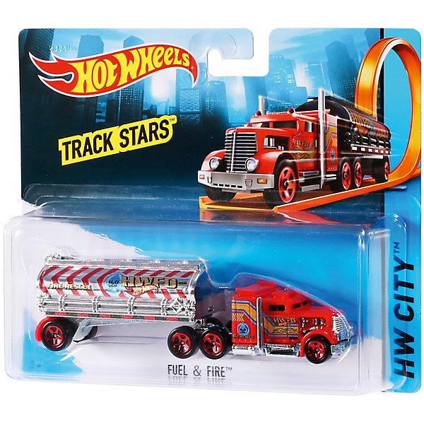 Mattel Трейлер базовой коллекции, Hot Wheels mattel машинка hot wheels из базовой коллекции
