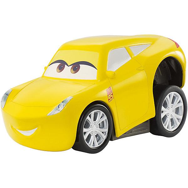 Mattel Машинка с автоподзаводом, Тачки