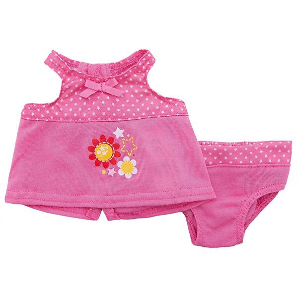 Zapf Creation Нижнее белье, Zapf Creation, розовое zapf creation нижнее белье белый baby annabell