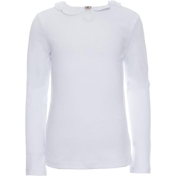 Белый снег Водолазка для девочки Белый снег белый снег футболка поло с длинным рукавом белый снег для мальчика