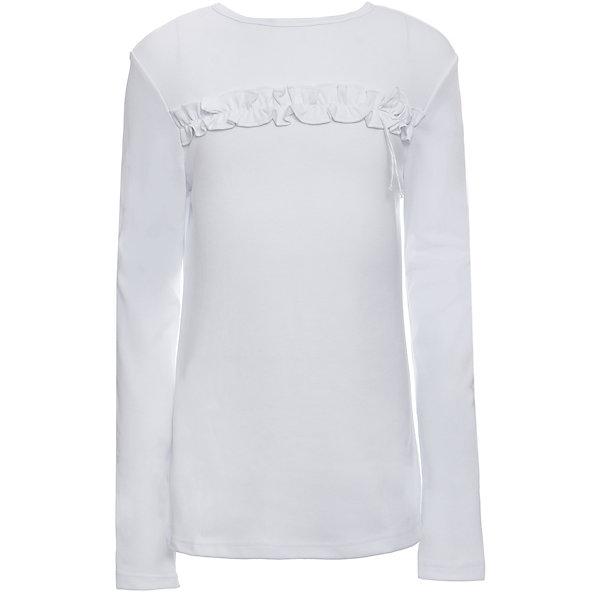 Белый снег Водолазка для девочки Белый снег толстовка wearcraft premium унисекс printio hello sub zero mortal kombat