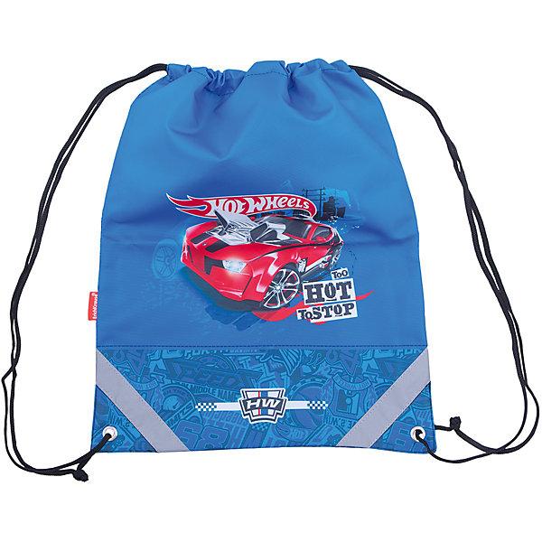 Erich Krause Сумка для сменной обуви Hot Wheels Super Car сумка для сменной обуви российский футбольный союз рфс цвет синий
