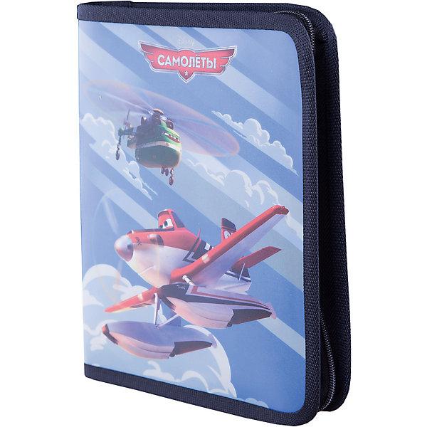 Купить Папка для тетрадей на молнии B5 Flying Plans, Erich Krause, Россия, Мужской