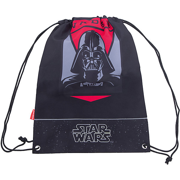 Erich Krause Сумка для сменной обуви Star Wars сумка для сменной обуви erich krause mattel hot wheels super car