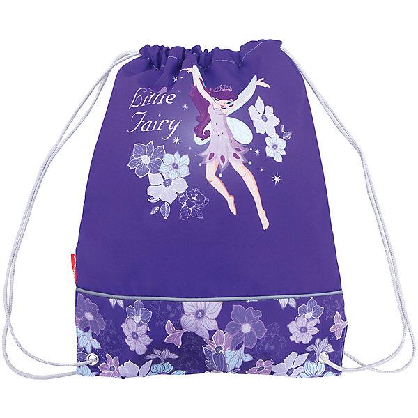 Erich Krause Erich Krause Сумка для сменной обуви Flower Fairy сумка для сменной обуви российский футбольный союз рфс цвет синий