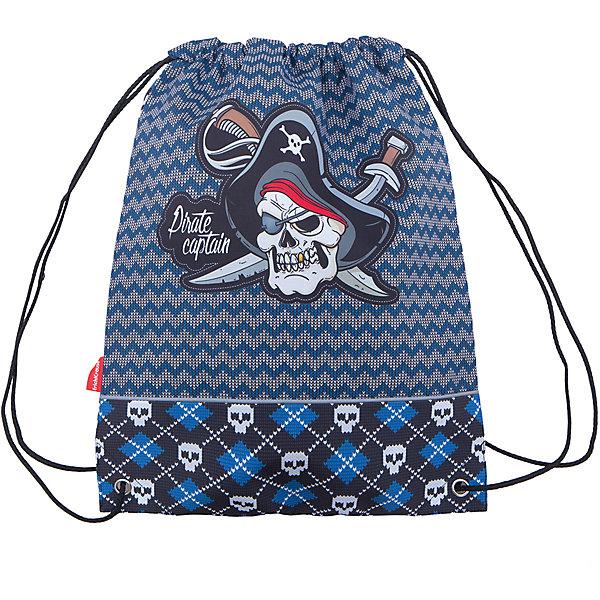 Erich Krause Erich Krause Сумка для сменной обуви Pirates сумка для сменной обуви российский футбольный союз рфс цвет синий