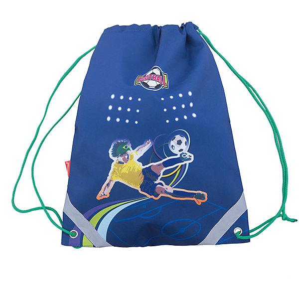 Erich Krause Erich Krause Сумка для сменной обуви Football сумка для сменной обуви российский футбольный союз рфс цвет синий
