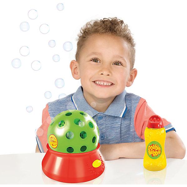HTI Установка с автоматическим пусканием мыльных пузырей Диско-шар, HTI игрушка бластер для мыльных пузырей дельфин 11 01249 066