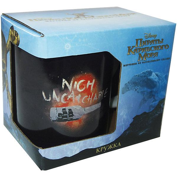 Disney Кружка Пираты Карибского Моря. Бунтарь в подарочной упаковке, 350 мл., Disney wellberg wb 6239 bionic